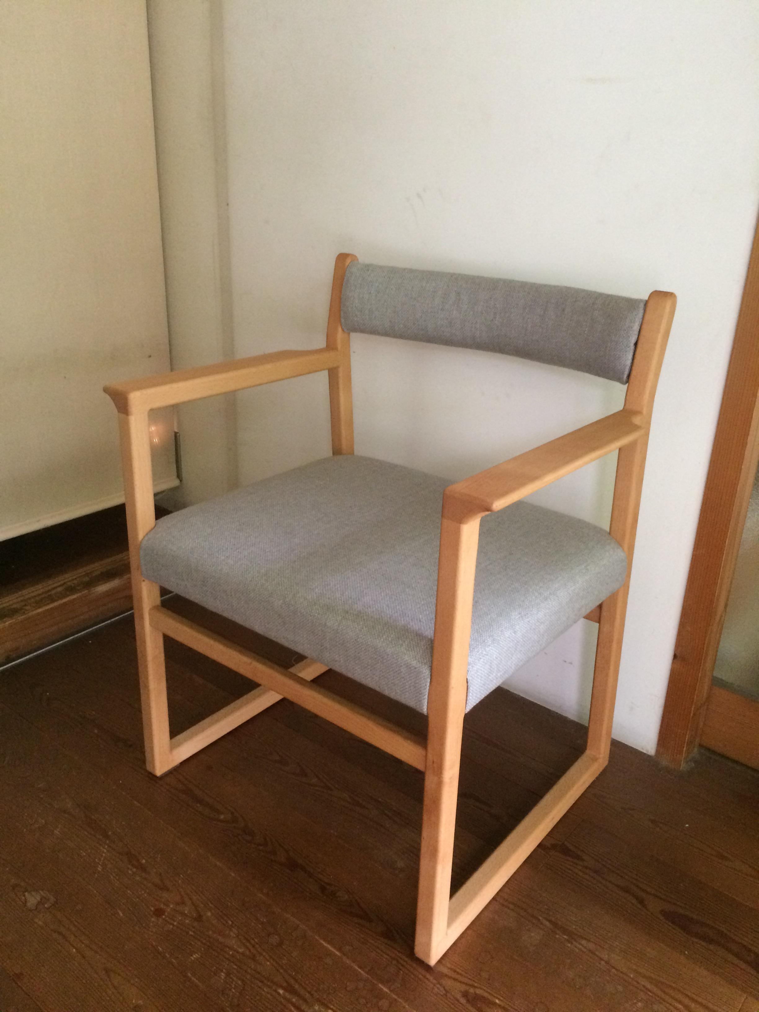 お父さんの椅子