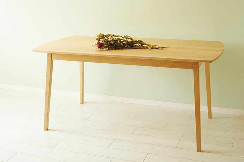 メープルテーブル